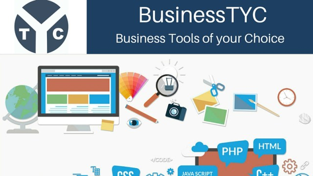 Website Design and Development at businessTYC