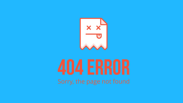 404 page design options